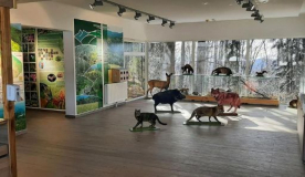 Otvoren novoopremljeni info-centar na Mrakovici