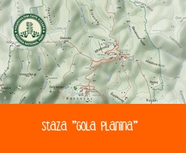 "Staza ""Gola planina"""